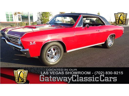 1967 Chevrolet Chevelle for sale in Las Vegas, Nevada 89118