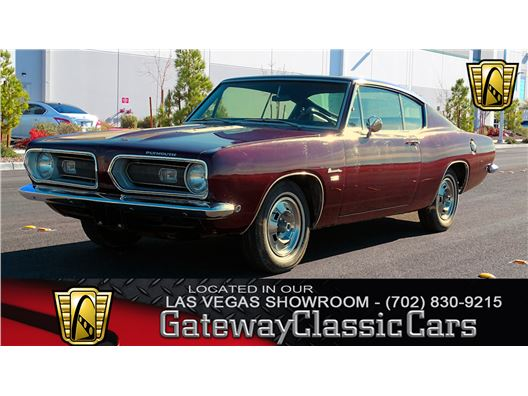 1968 Plymouth Barracuda for sale in Las Vegas, Nevada 89118