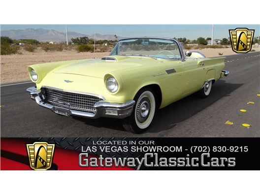 1957 Ford Thunderbird for sale in Las Vegas, Nevada 89118