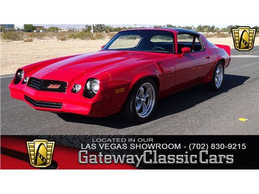 1979 Chevrolet Camaro for sale in Las Vegas, Nevada 89118