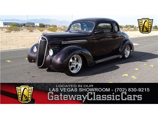 1937 Plymouth Business Coupe for sale in Las Vegas, Nevada 89118