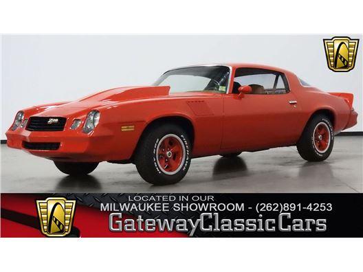 1978 Chevrolet Camaro for sale in Kenosha, Wisconsin 53144