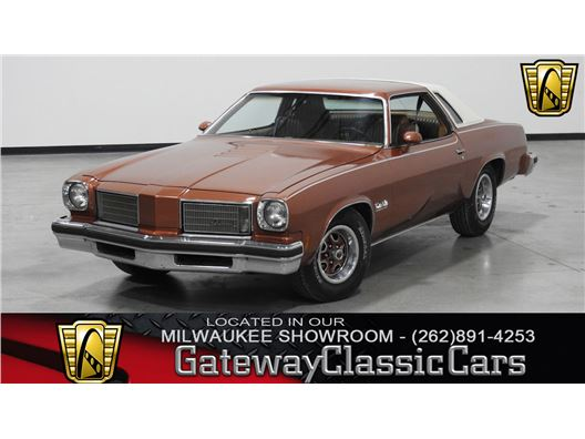 1975 Oldsmobile Cutlass for sale in Kenosha, Wisconsin 53144