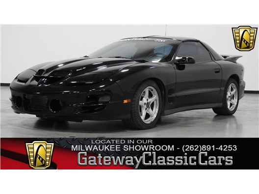 1998 Pontiac Trans Am for sale in Kenosha, Wisconsin 53144