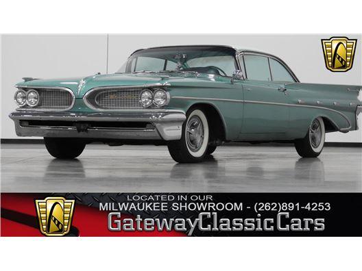 1959 Pontiac Bonneville for sale in Kenosha, Wisconsin 53144