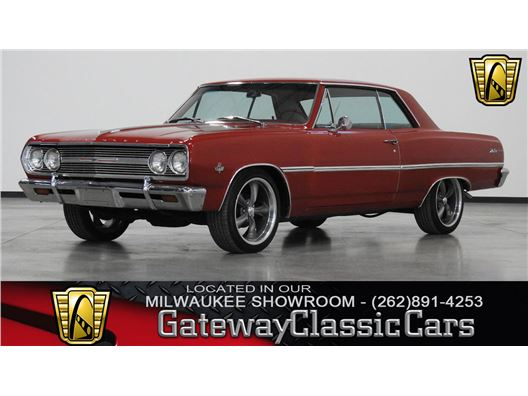 1965 Chevrolet Malibu for sale in Kenosha, Wisconsin 53144