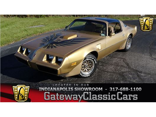 1979 Pontiac Trans Am for sale in Indianapolis, Indiana 46268