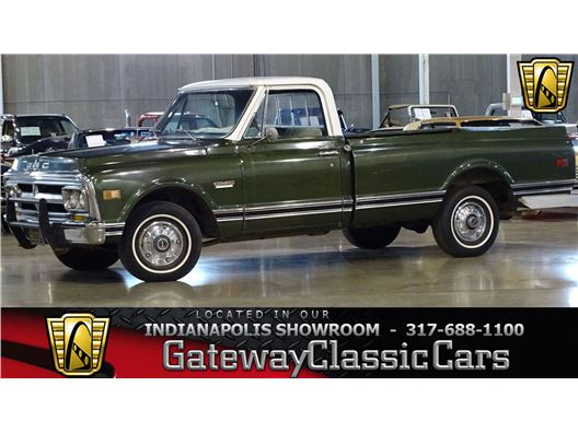 1970 GMC Custom for sale in Indianapolis, Indiana 46268