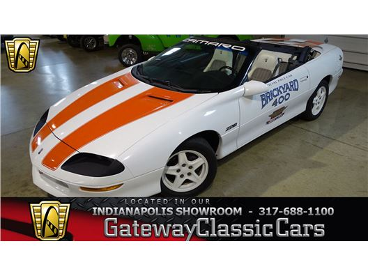 1997 Chevrolet Camaro for sale in Indianapolis, Indiana 46268