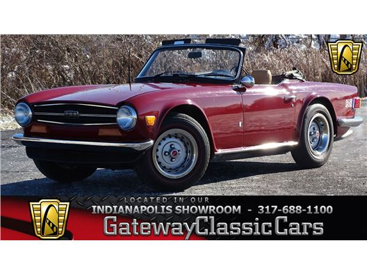 1973 Triumph TR6 for sale in Indianapolis, Indiana 46268