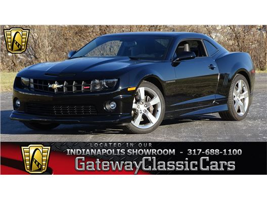 2010 Chevrolet Camaro for sale in Indianapolis, Indiana 46268