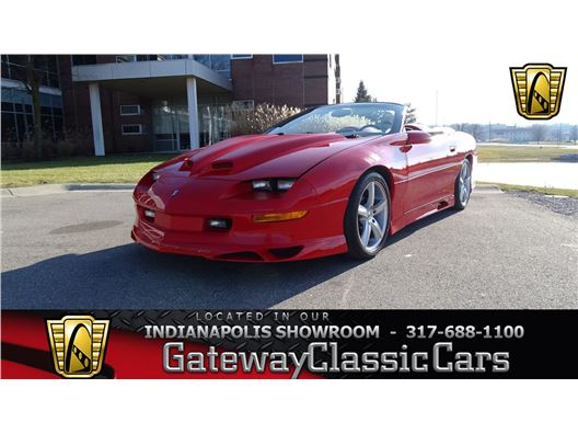 1996 Chevrolet Camaro for sale in Indianapolis, Indiana 46268