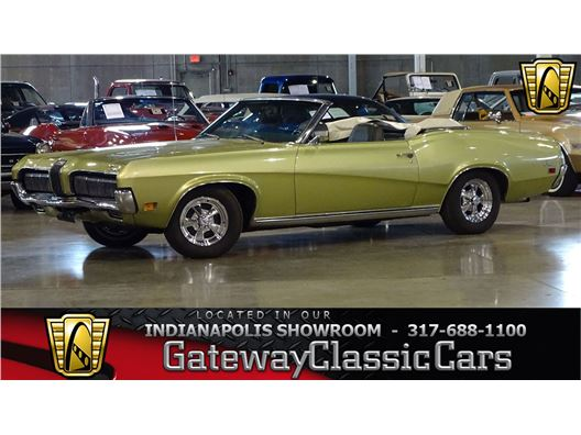 1970 Mercury Cougar for sale in Indianapolis, Indiana 46268
