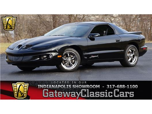 2000 Pontiac Firebird for sale in Indianapolis, Indiana 46268
