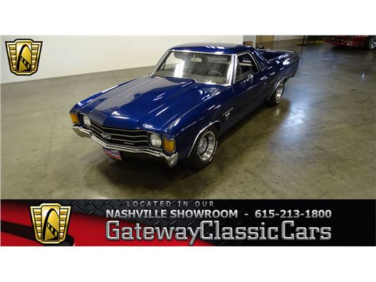 1972 Chevrolet El Camino for sale in La Vergne