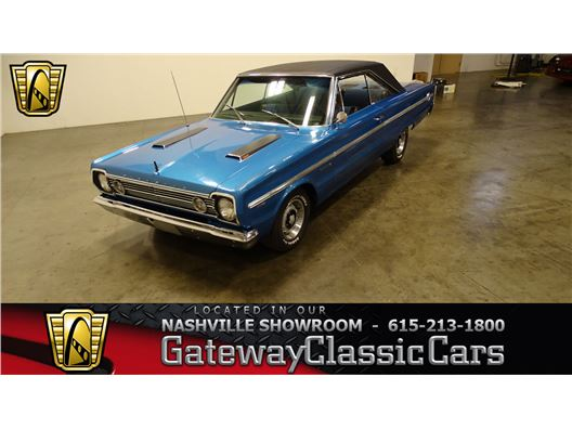 1966 Plymouth Belvedere for sale in La Vergne
