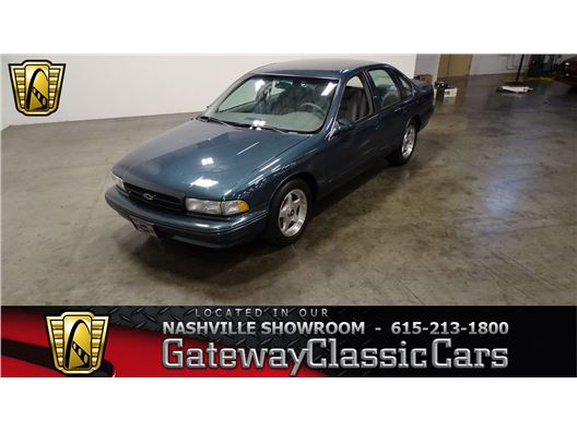 1996 Chevrolet Caprice for sale in La Vergne