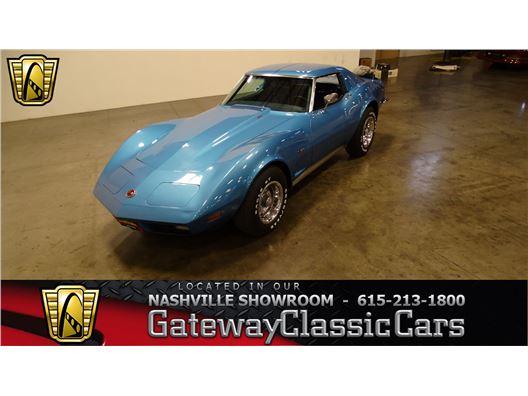 1973 Chevrolet Corvette for sale in La Vergne