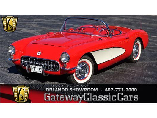 1956 Chevrolet Corvette for sale in Lake Mary, Florida 32746
