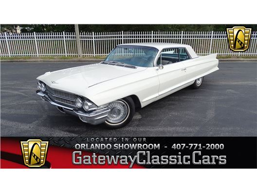 1962 Cadillac Coupe deVille for sale in Lake Mary, Florida 32746