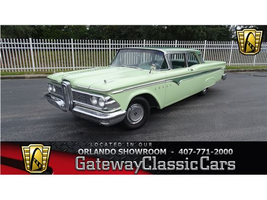 1959 Edsel Ranger for sale in Lake Mary, Florida 32746