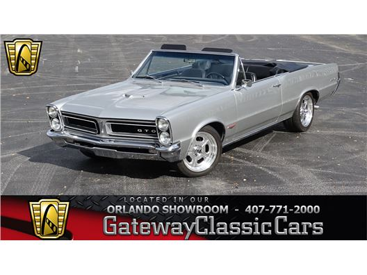 1965 Pontiac GTO for sale in Lake Mary, Florida 32746