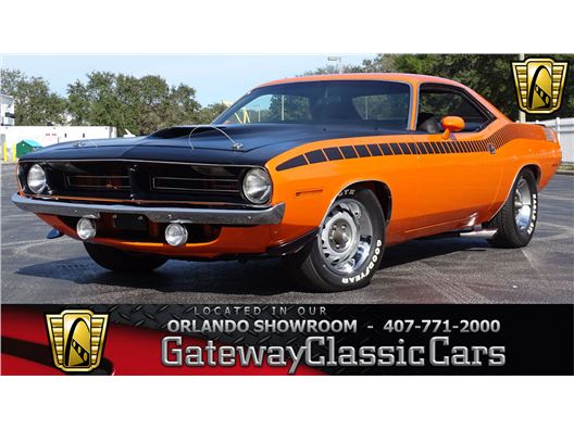 1970 Plymouth Barracuda for sale in Lake Mary, Florida 32746