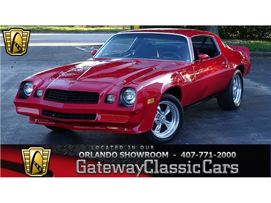 1979 Chevrolet Camaro for sale in Lake Mary, Florida 32746