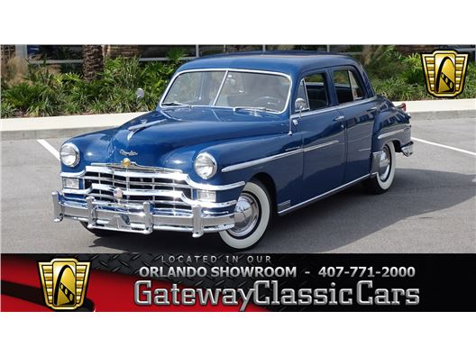 1949 Chrysler Windsor for sale in Lake Mary, Florida 32746