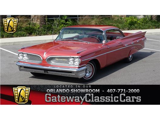 1959 Pontiac Bonneville for sale in Lake Mary, Florida 32746