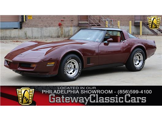 1981 Chevrolet Corvette for sale in West Deptford, New Jersey 8066