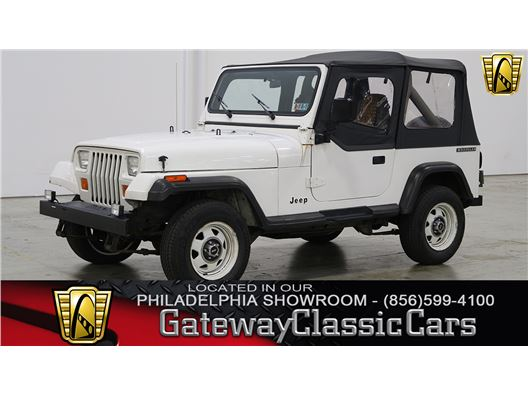 1988 Jeep Wrangler for sale in West Deptford, New Jersey 8066