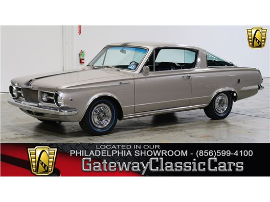 1965 Plymouth Barracuda for sale in West Deptford, New Jersey 8066