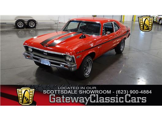 1969 Chevrolet Nova for sale in Deer Valley, Arizona 85027