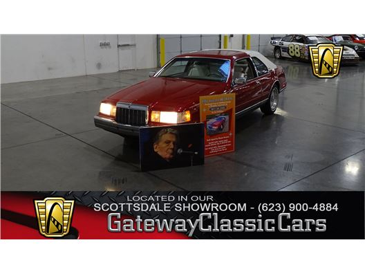 1992 Lincoln Mark for sale in Phoenix, Arizona 85027