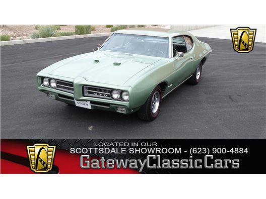 1969 Pontiac GTO for sale in Deer Valley, Arizona 85027