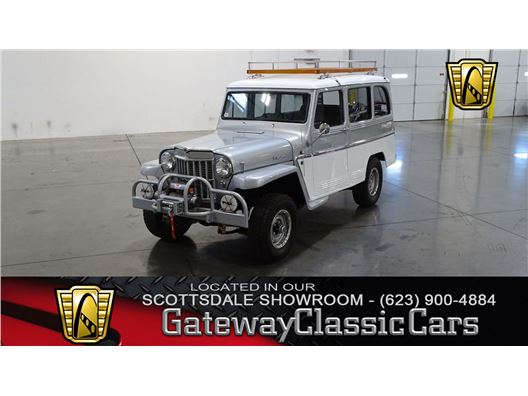 1955 Willys Wagon for sale in Phoenix, Arizona 85027