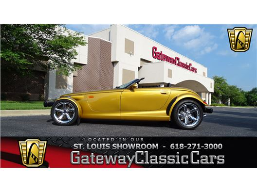 2002 Chrysler Prowler for sale in OFallon, Illinois 62269
