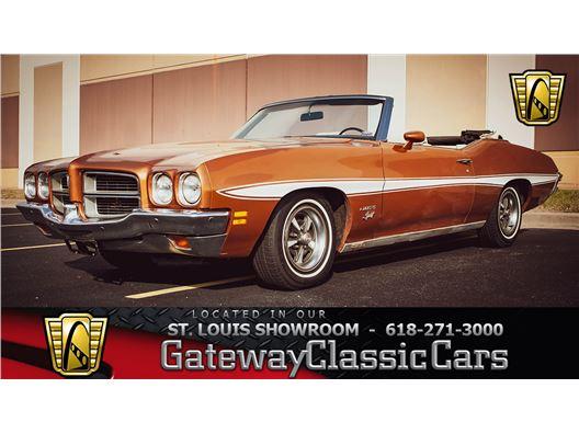 1972 Pontiac LeMans for sale in OFallon, Illinois 62269