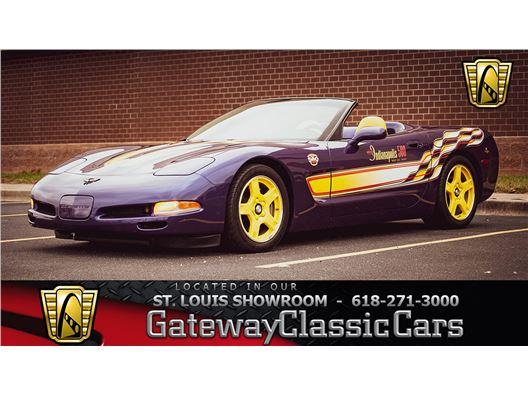 1998 Chevrolet Corvette for sale in OFallon, Illinois 62269