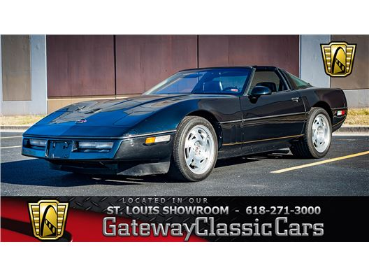 1990 Chevrolet Corvette for sale in OFallon, Illinois 62269