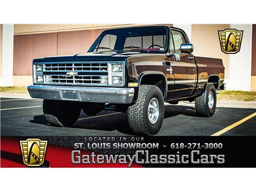 1985 Chevrolet K10 for sale in OFallon, Illinois 62269