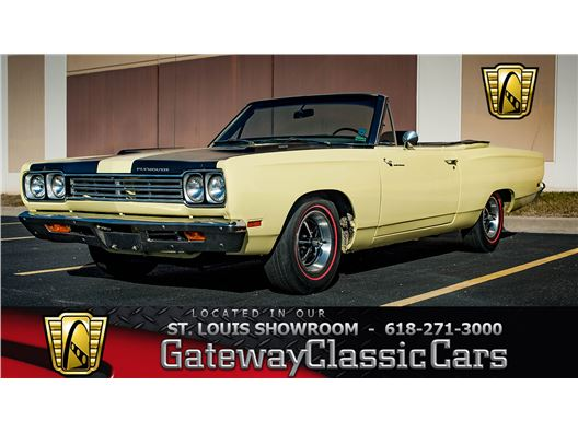 1969 Plymouth Road Runner for sale in OFallon, Illinois 62269