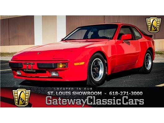 1984 Porsche 944 for sale in OFallon, Illinois 62269
