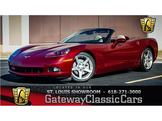 2006 Chevrolet Corvette for sale in OFallon, Illinois 62269