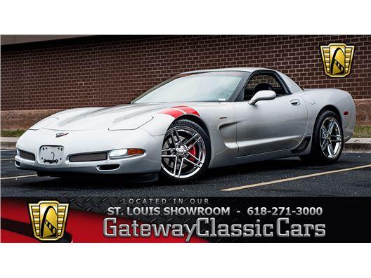 2001 Chevrolet Corvette for sale in OFallon, Illinois 62269