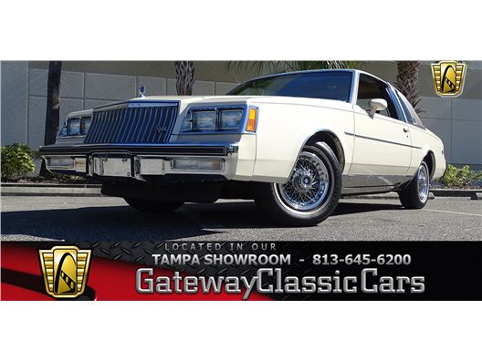 1983 Buick Regal for sale in Ruskin, Florida 33570