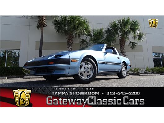 1985 Nissan 300ZX for sale in Ruskin, Florida 33570
