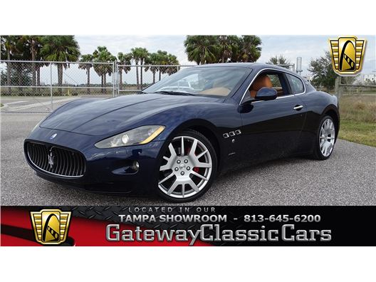 2009 Maserati GranTurismo for sale in Ruskin, Florida 33570