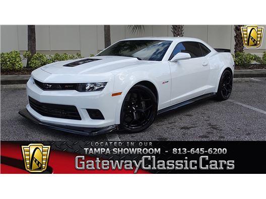 2014 Chevrolet Camaro for sale in Ruskin, Florida 33570